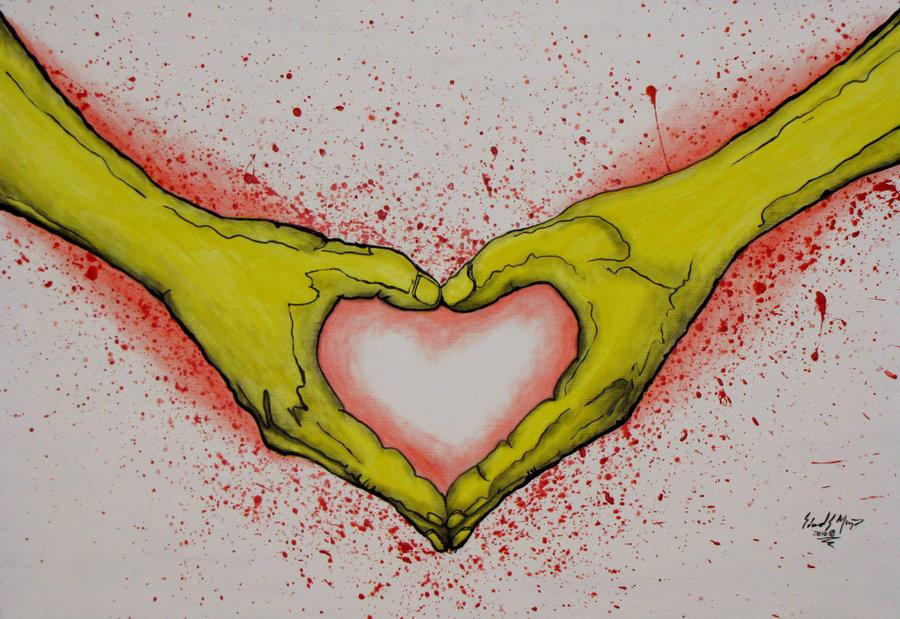 Heartsign, by EddieTheYeti