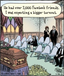 Facebook Bizarro