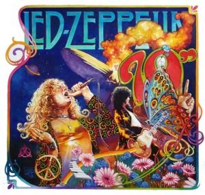 Led Zeppelin Flower