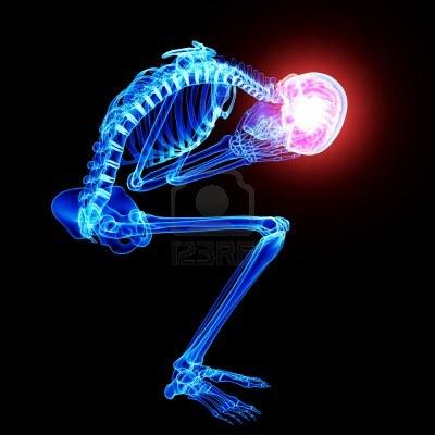 Skeleton in Pain