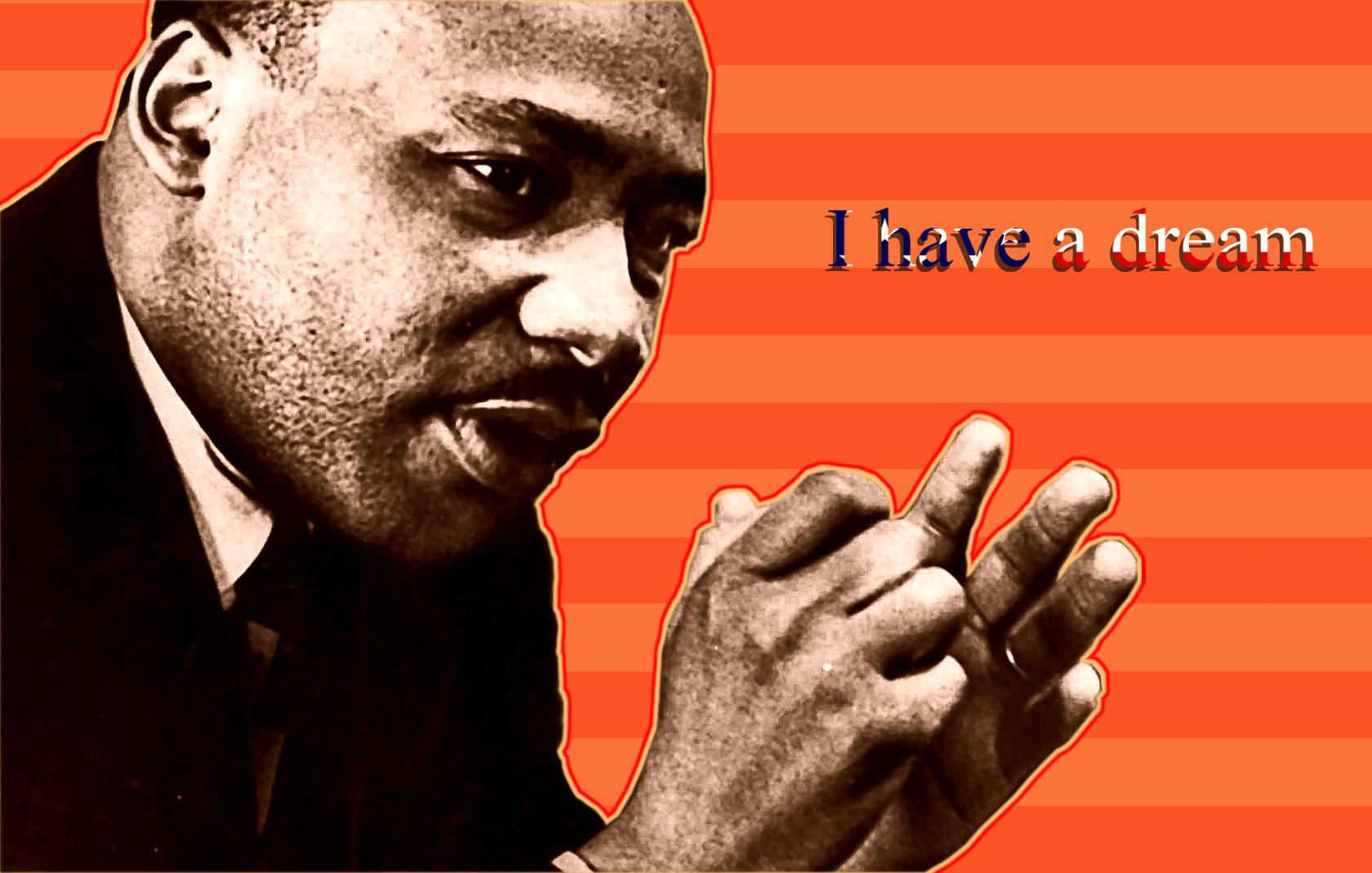 MLK Jr. I Have a Dream