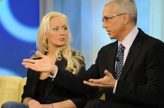 Dr. Drew and Mindy McCready