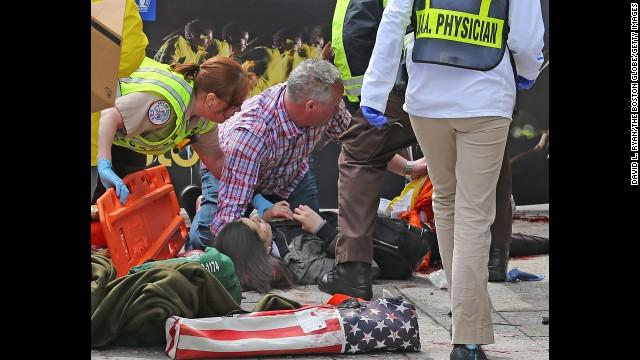 Helpers in Boston