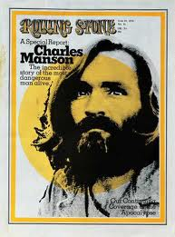Charles Manson Rolling Stone Cover