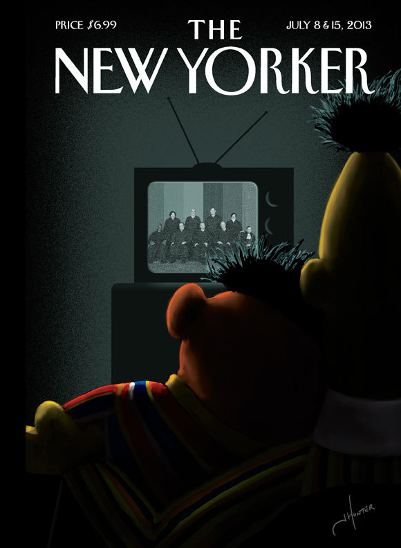New York Bert and Ernie Cover