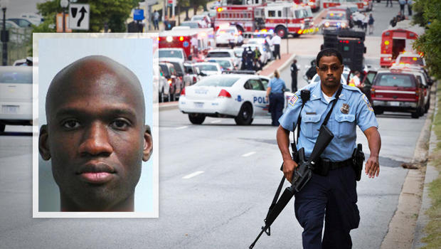 DC Shooting Suspect