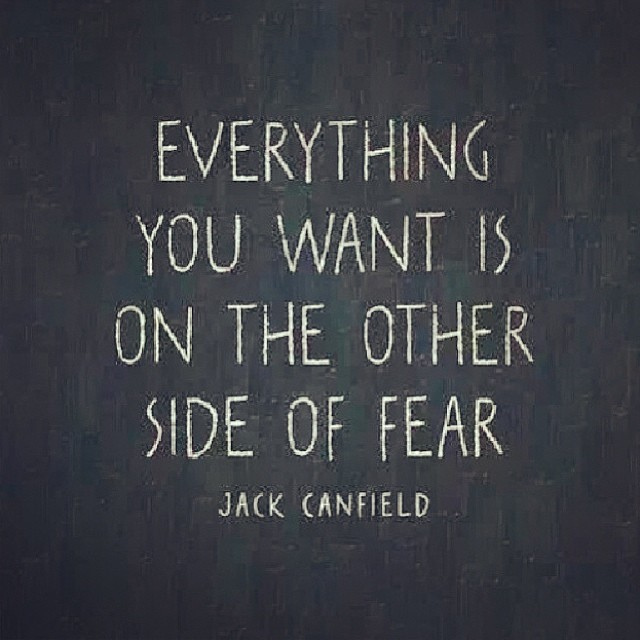 The Other Side of Fear