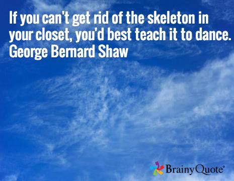 skeleton closet dance
