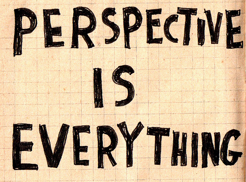 Perspective-is-everything