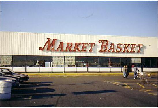 market basket store in ashland
