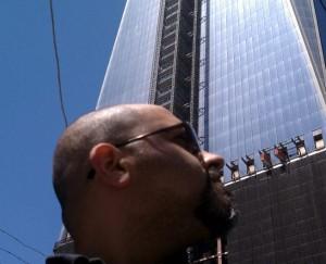 Bill Brenner at 1 World Trade Center
