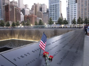9/11 World Trade Center Memorial