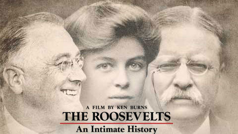 The Roosevelts: An Intimate Portrait poster