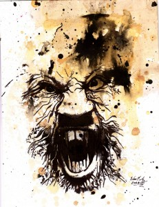 Unleashed Ink by EddieTheYeti