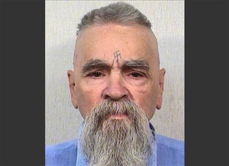 Charles Manson, age 0, November 14, 2014