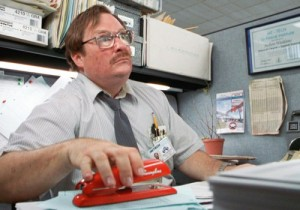 Milton Stephen Root in Office Space