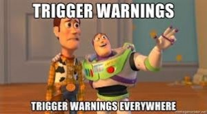 Buzz and Woody: Triggers are everywhere